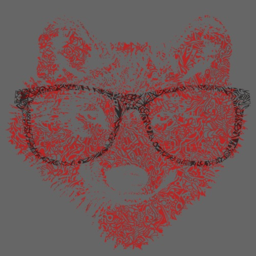 Mr.Wolf - Men's Premium T-Shirt
