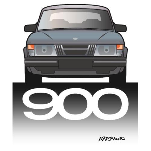 Trollhättan S 900 Turbo - Men's Premium T-Shirt