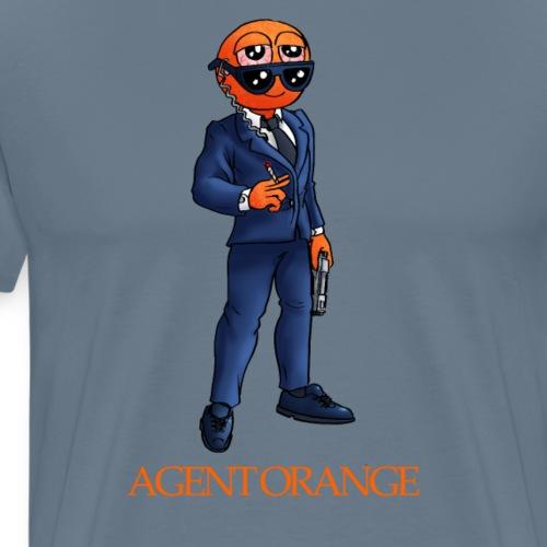 Agent orange - Men's Premium T-Shirt