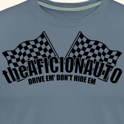 racing flags tA - Men's Premium T-Shirt