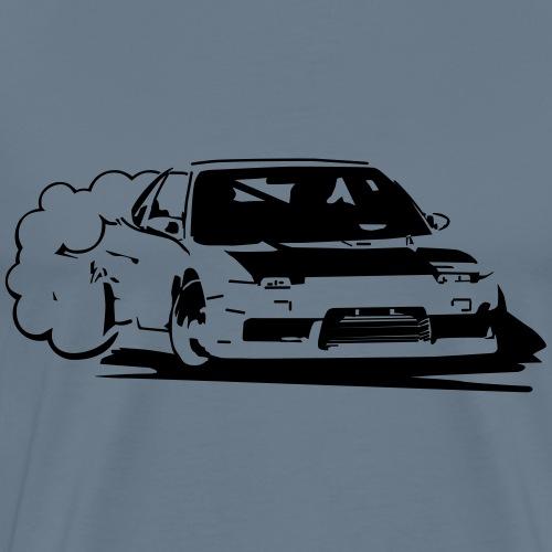 240 Z Drifting - Men's Premium T-Shirt