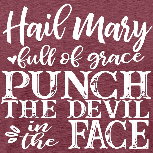 HAIL MARY FULL OF GRACE