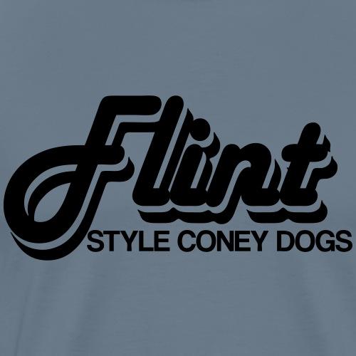 Flint Style Coney Dogs - Men's Premium T-Shirt