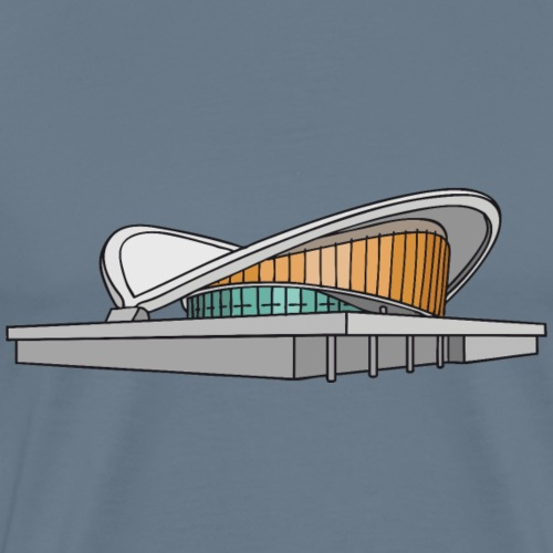 Congress Hall BERLIN - Men's Premium T-Shirt