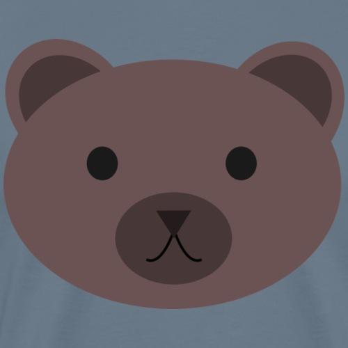 Cute Bear - Men's Premium T-Shirt