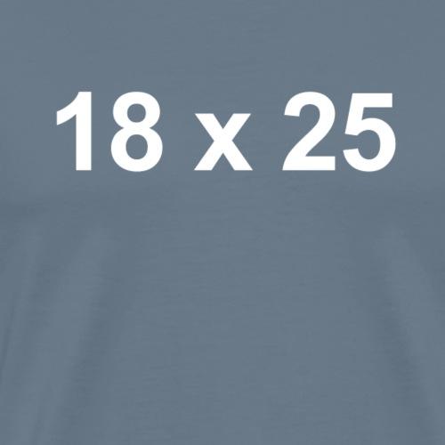 Multiplication - Men's Premium T-Shirt