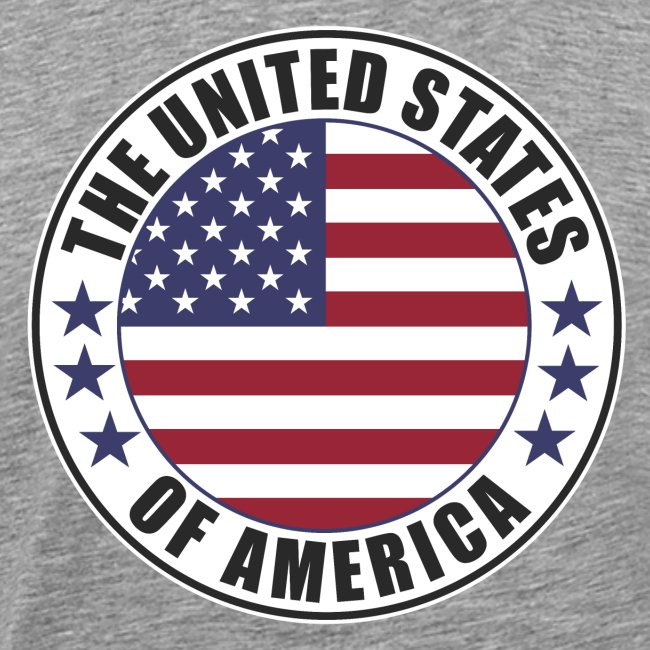 The United States of America - USA