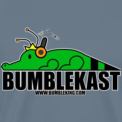 BumbleKast Logo - Men's Premium T-Shirt