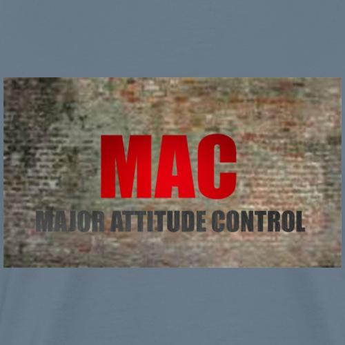 MAC LOGO - Men's Premium T-Shirt
