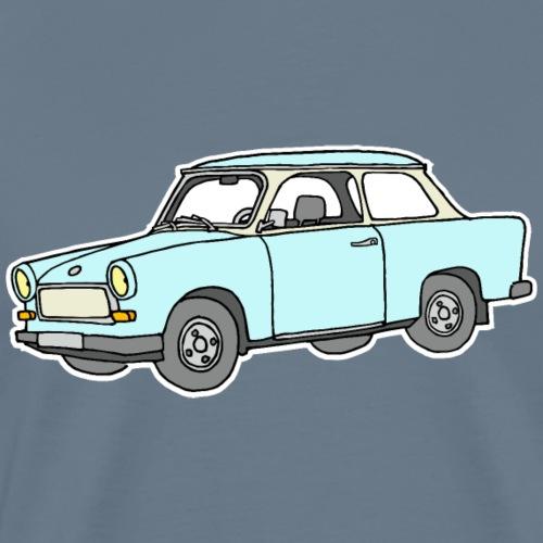 Trabant (lightblue) - Men's Premium T-Shirt