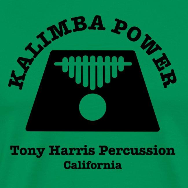 Kalimba Power Tony Harris Percussion b