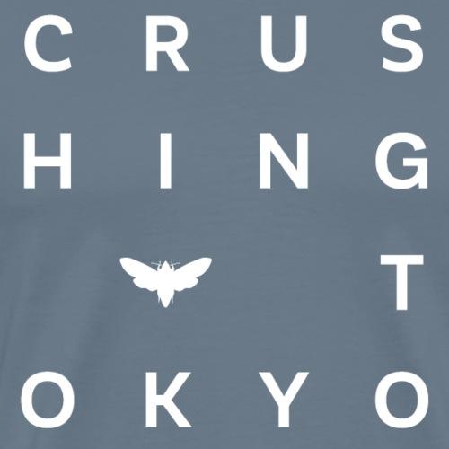 Crushing Tokyo - Men's Premium T-Shirt
