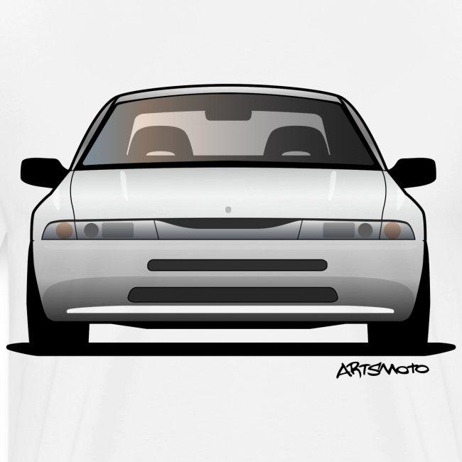 Subaru Alcyone SVX Modern JDM Icon Sticker
