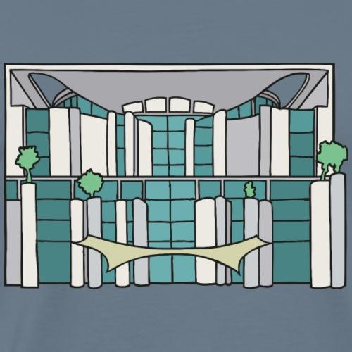 Chancellery Berlin - Men's Premium T-Shirt