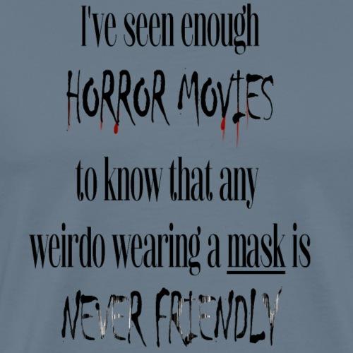 Horror Humor - Men's Premium T-Shirt