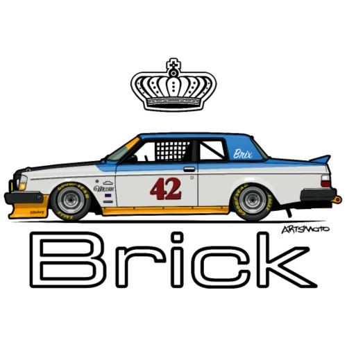 262c Bertone Track - Men's Premium T-Shirt