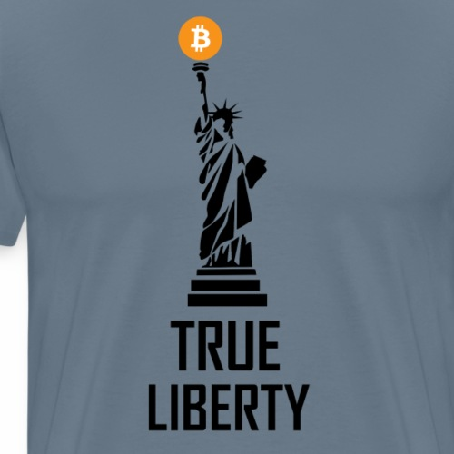 True Liberty - Men's Premium T-Shirt