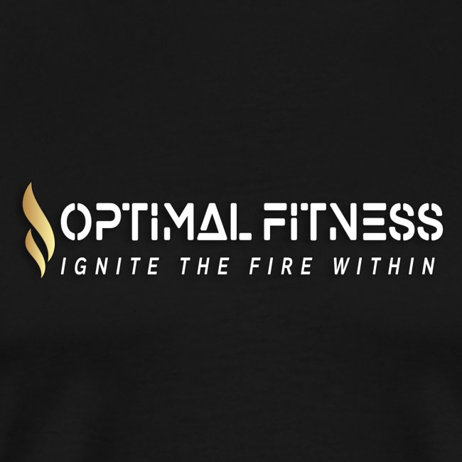 white logo transparent with gold flame