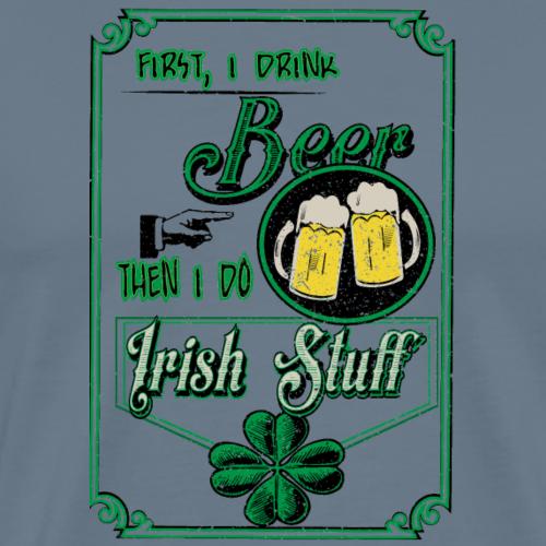 Beer Stuff - Men's Premium T-Shirt