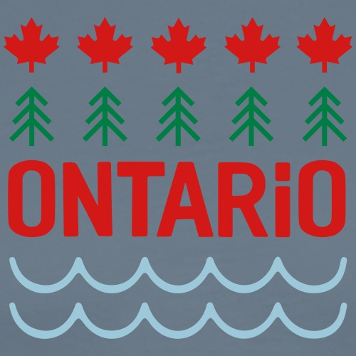 Ontario! - Men's Premium T-Shirt