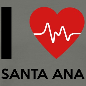 I Love Santa Ana - Men's Premium T-Shirt