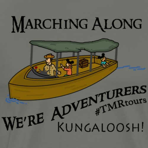 Adventure Cruise - TMR - Men's Premium T-Shirt