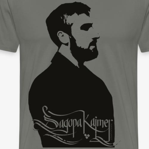 SAGOPA FAN Vol1 - Men's Premium T-Shirt