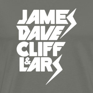 James Dave Cliff Lars - Men's Premium T-Shirt