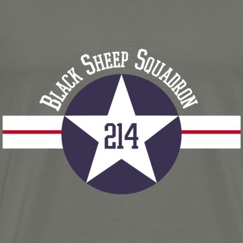Black Sheep Squadron - Men's Premium T-Shirt