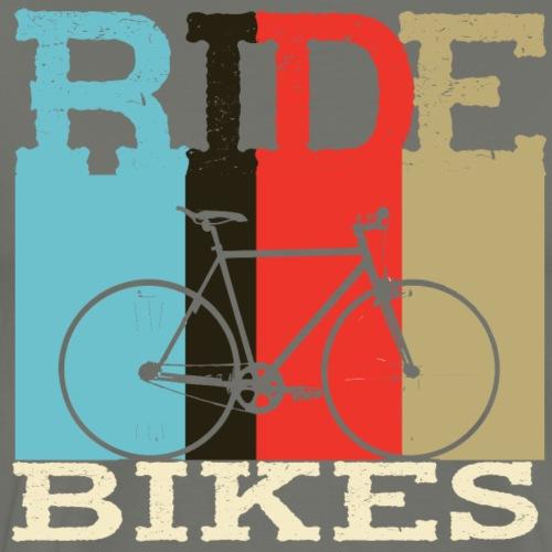 Ride Bikes - Men's Premium T-Shirt