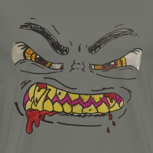 Hangry Face - Men's Premium T-Shirt