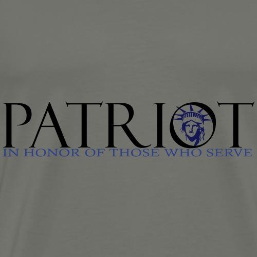 PATRIOT_USA_LOGO_2 - Men's Premium T-Shirt