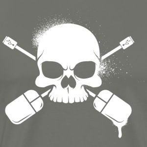 Modern Pirate T Shirt - Men's Premium T-Shirt