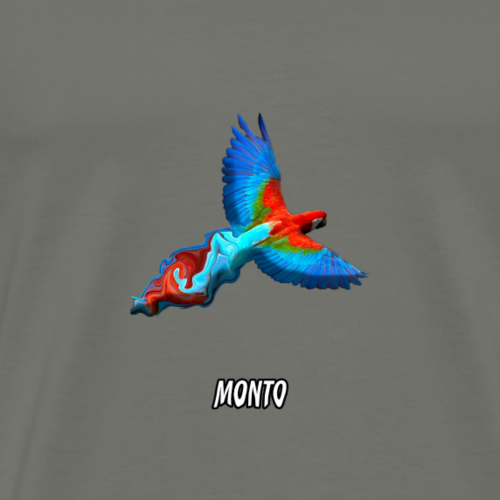 Dripping Bird - Men's Premium T-Shirt