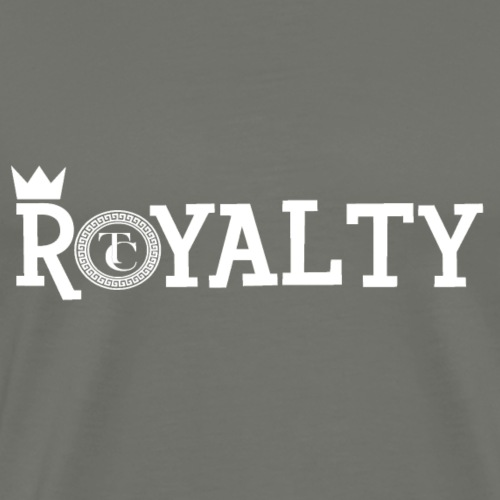Royalty [WHITE] - Men's Premium T-Shirt