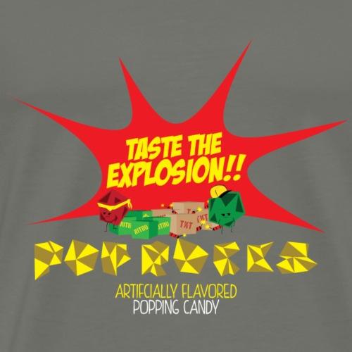 Pop Rocks - Men's Premium T-Shirt