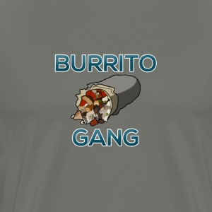 Classic Burrito Gang Shirt Design - Men's Premium T-Shirt