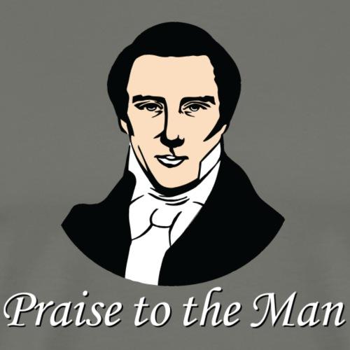 Praise To The Man (Joseph Smith) T-Shirt - Men's Premium T-Shirt