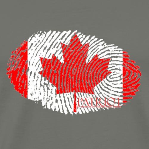 Canadian Identity - Men's Premium T-Shirt