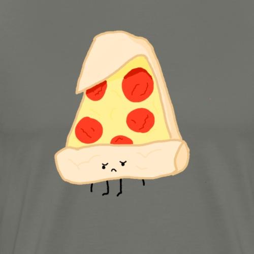 Sad Pizza - Men's Premium T-Shirt
