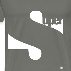 UG Super white - Men's Premium T-Shirt