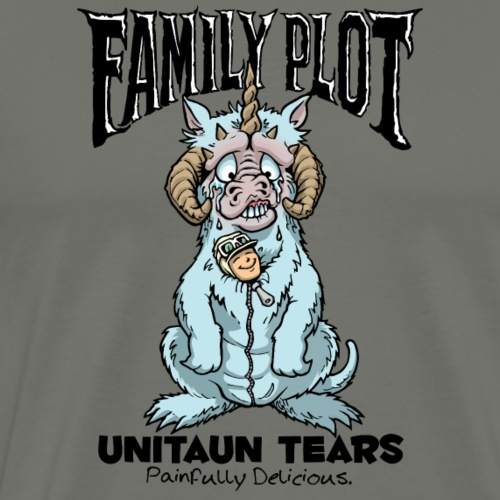 Unitaun Tears - Family Plot - Men's Premium T-Shirt