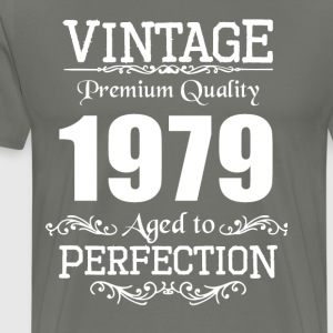 Vintage Premium Quality 1979 Aged To Perfection - Men's Premium T-Shirt