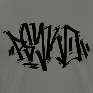 psyko - Men's Premium T-Shirt