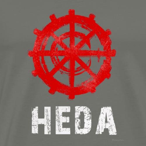 heda the100 - Men's Premium T-Shirt