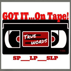 Got IT...On Tape! - Men's Premium T-Shirt