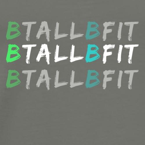 BtallBfit Three - Men's Premium T-Shirt