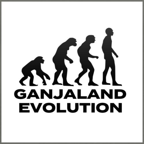 Ganjaland Evolution - Men's Premium T-Shirt