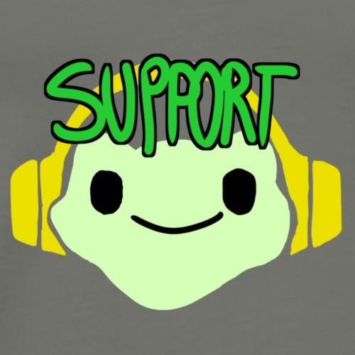 Lucio SUPPORT - Men's Premium T-Shirt