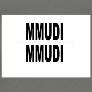 Mmudi Stamped - Men's Premium T-Shirt